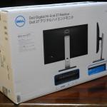 U2715H(DELL) PCモニタ WQHD(2560×1440)27インチ #1 購入開封設置接続簡易レビュー編