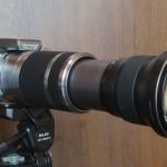 OLYMPUS テレコンバージョンレンズ TCON-17X をSEL55210に付けてみた(SONY Eマウント望遠難民のお遊び)