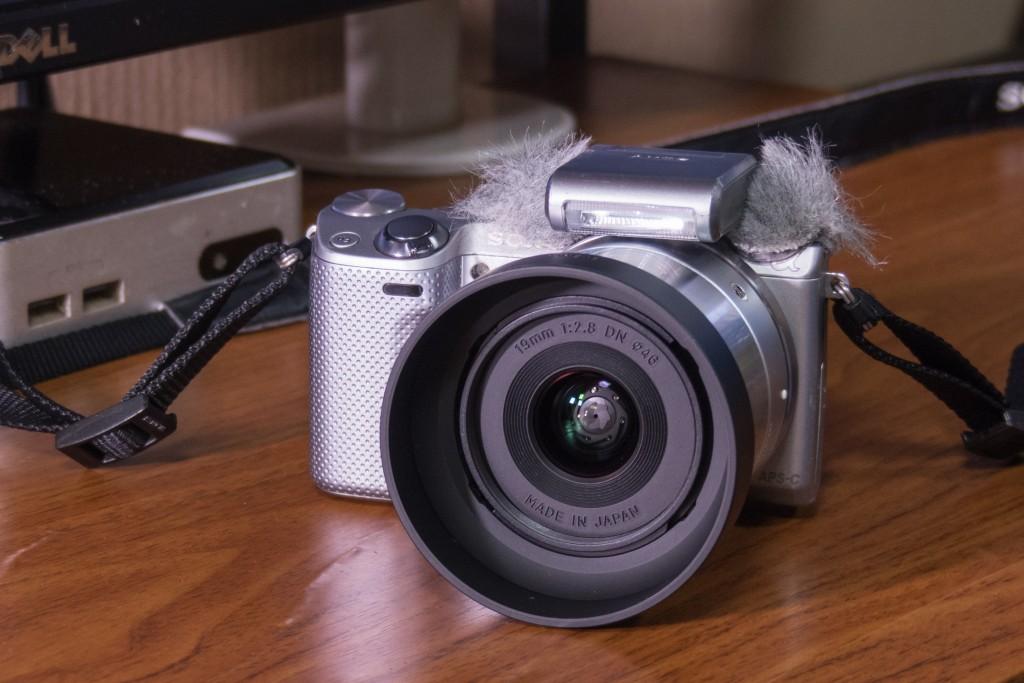 SIGMA 19mm F2.8 DN (SONY E) 購入レポート