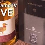 karugamoTVにてYouTubeLiveを始めた件についてまとめ(鳥とカメラ雑談)